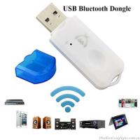USB Bluetooth Dongle kết nối âm thanh không dây đa năng