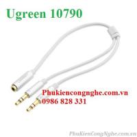 Cáp gộp Mic và Loa chính hãng Ugreen 10790