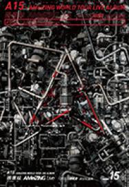 A15 AMeiZING World Tour Live Album (2013)