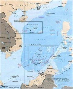 Địa vị pháp lý của đảo trong phân định các vùng biển