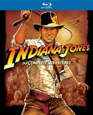 Trọn Bộ Indiana Jones (1981 - 2008)