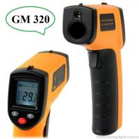 Máy đo nhiệt độ từ xa bằng laser GM320
